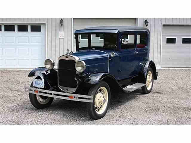 1930 Ford Tudor | 1002816
