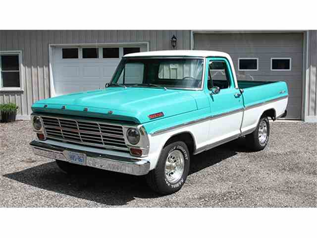 1967 Ford F100 | 1002817