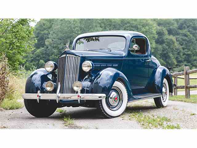 1937 Packard Six Business Coupe | 1002822