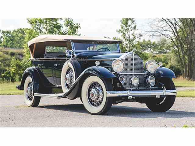 1932 Packard Eight Dual Cowl Phaeton | 1002823