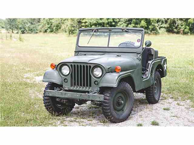 1953 Willys Jeep | 1002825