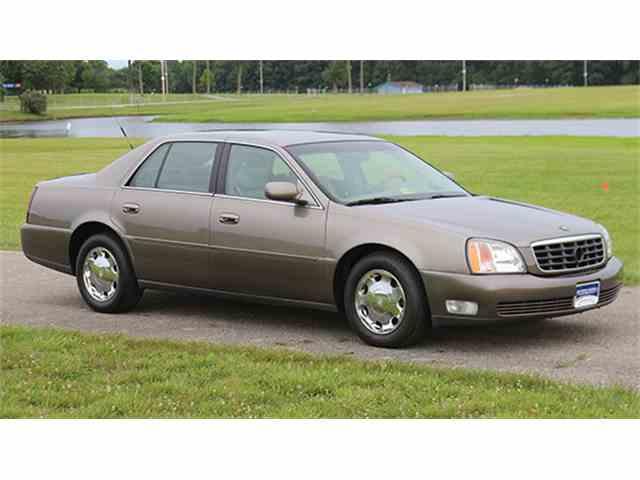 2000 Cadillac DeVille DHS Sedan | 1002827
