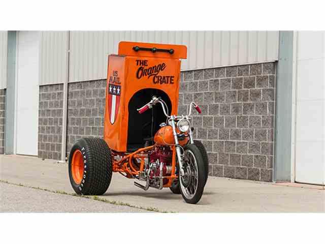 1962 Harley-Davidson Motorcycle | 1002836