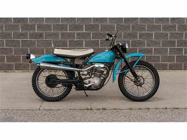 1965 Harley-Davidson Scat   1002837