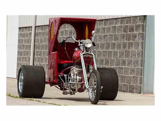 1960 Harley-Davidson Motorcycle | 1002838