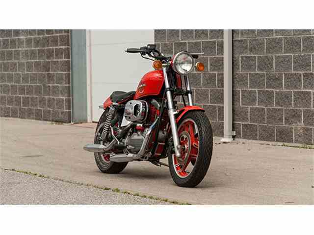 1969 Harley-Davidson Motorcycle | 1002841