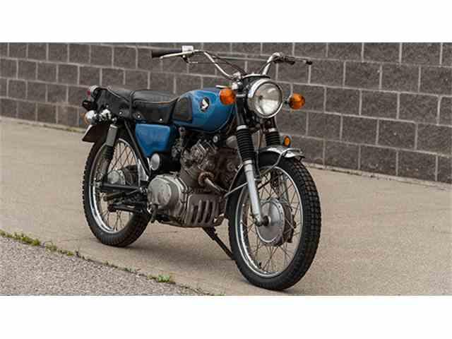 1968 Honda CL175 | 1002842