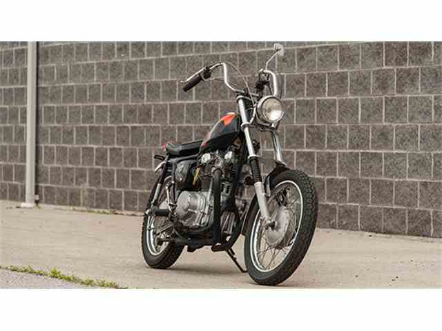 1968 Honda Motorcycle | 1002845