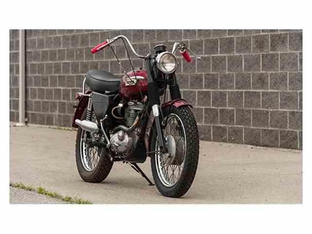 1968 Triumph TR25W Trophy | 1002852