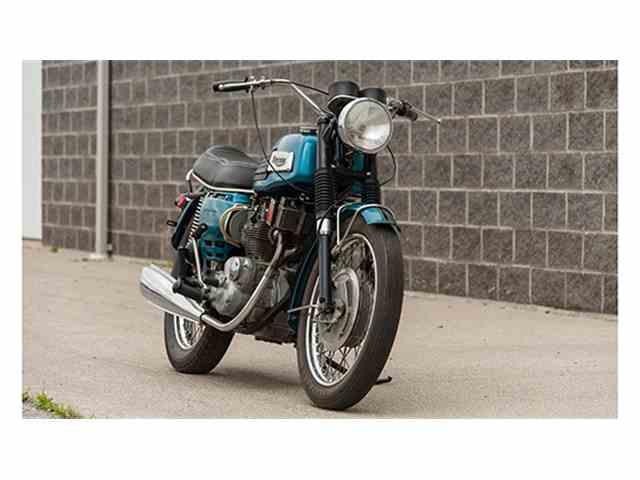 1969 Triumph T150V | 1002854