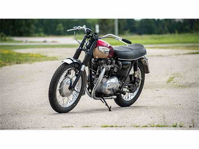 1967 Triumph Motorcycle | 1002855