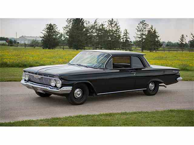 1961 Chevrolet Biscayne Two-Door Sedan | 1002859