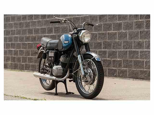 1968 Yamaha 246cc YDS3 | 1002860