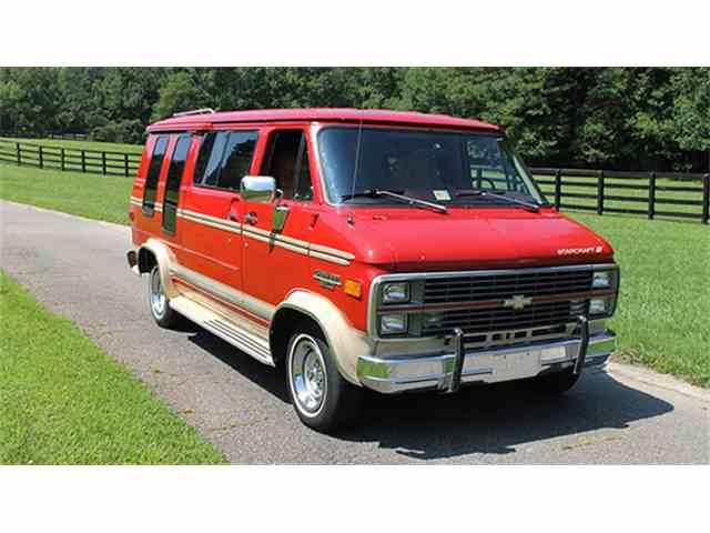1984 Chevrolet Starcraft Van | 1002862