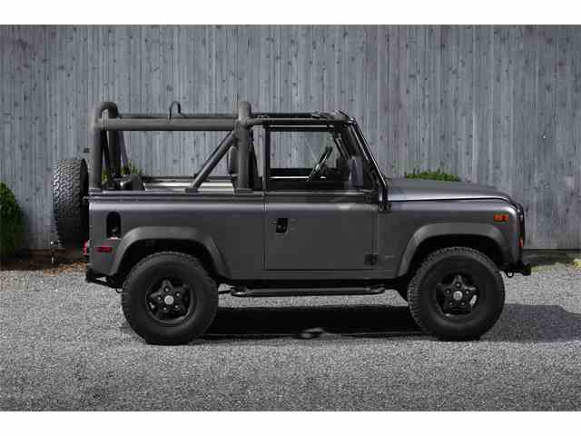 1997 Land Rover Defender | 1002864