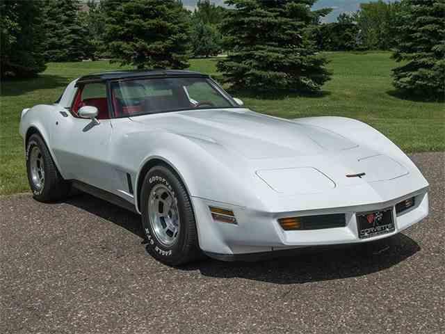 1981 Chevrolet Corvette | 1000287