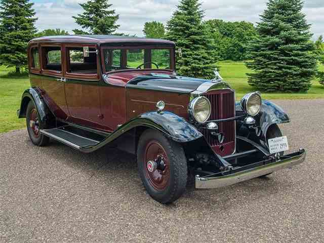 1932 Packard Antique | 1000288