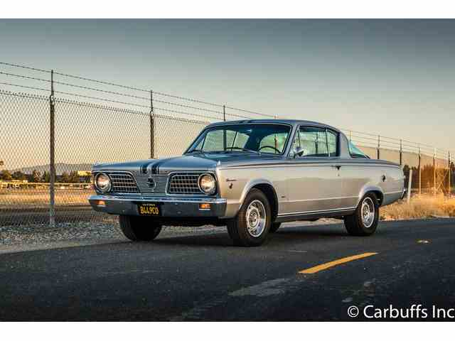 1966 Plymouth Barracuda | 1002883