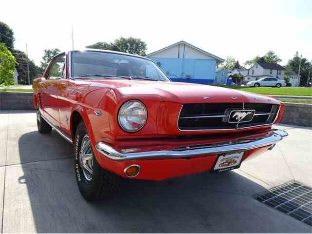 1965 Ford Mustang | 1002885