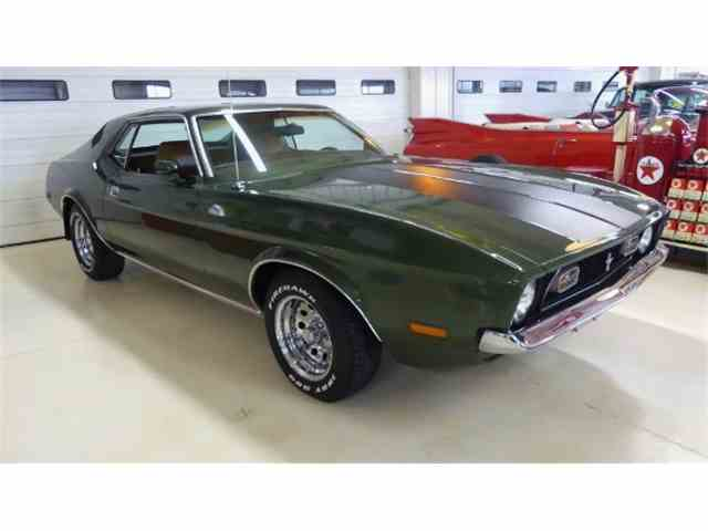 1971 Ford Mustang   1002888