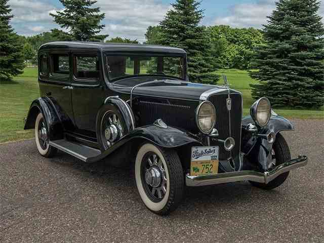1932 Studebaker Model 55 | 1000289
