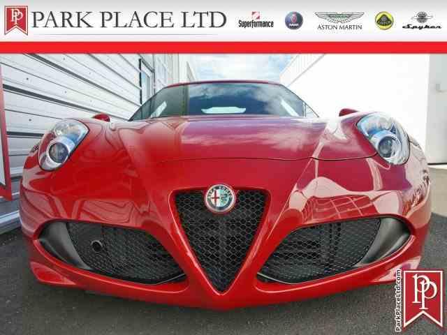 2015 Alfa Romeo 4C | 1002895