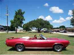 1969 Mercury Cougar XR7 for Sale - CC-1000029