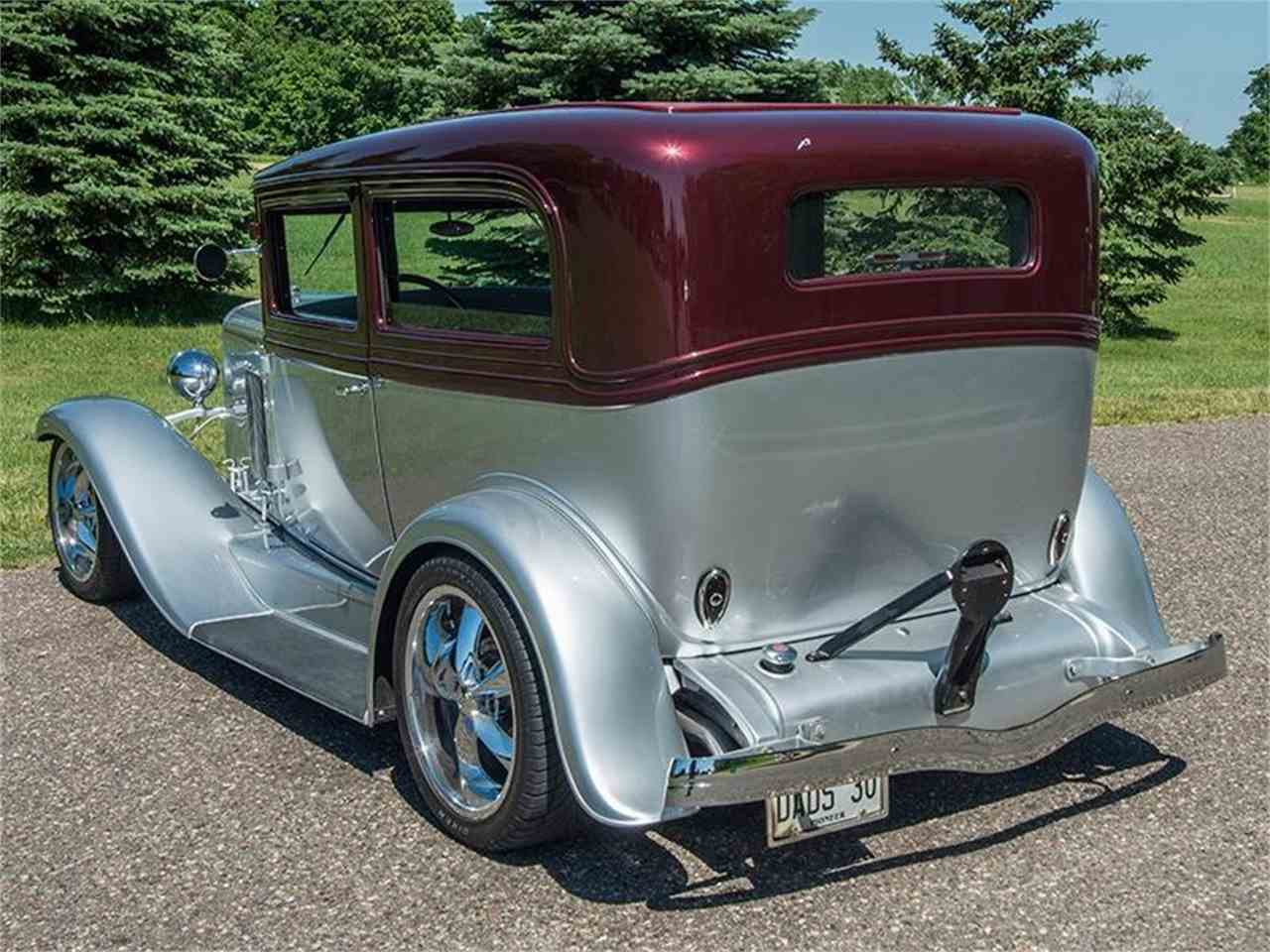 1930 chevrolet hot rod for sale cc 1000290 for 1930 chevy 2 door sedan
