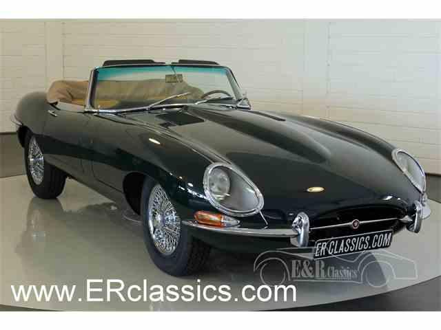 1966 Jaguar E-Type | 1002905