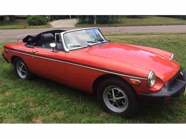 Picture of '76 MGB - LHUS