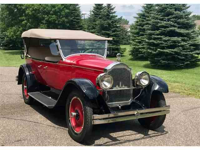 1923 Packard Single 6 Touring | 1000292