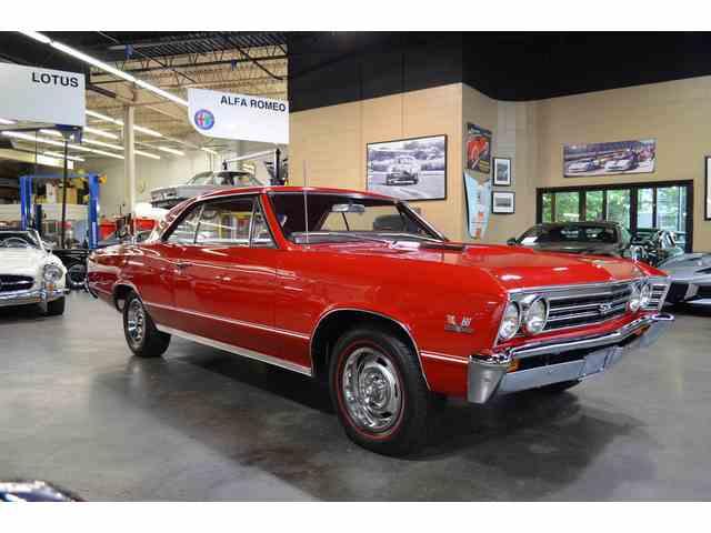 1967 Chevrolet Chevelle SS | 1002924