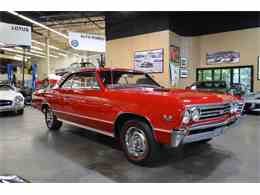 1967 Chevrolet Chevelle SS for Sale - CC-1002924