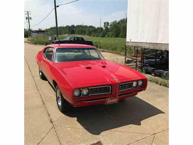 1968 Pontiac GTO | 1002928