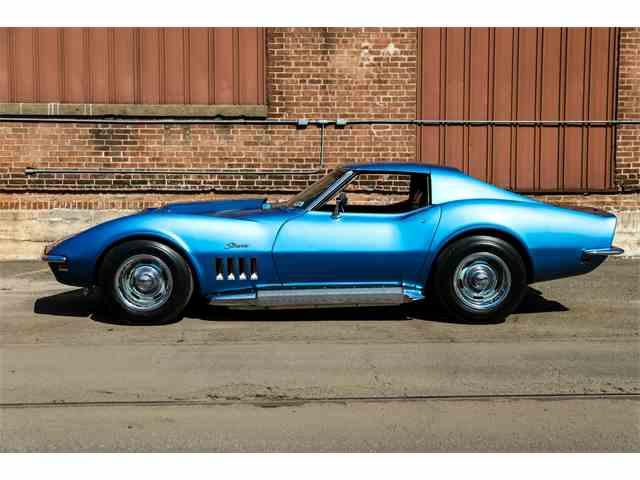 1969 Chevrolet Corvette   1002937