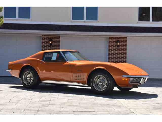 1971 Chevrolet Corvette | 1002940