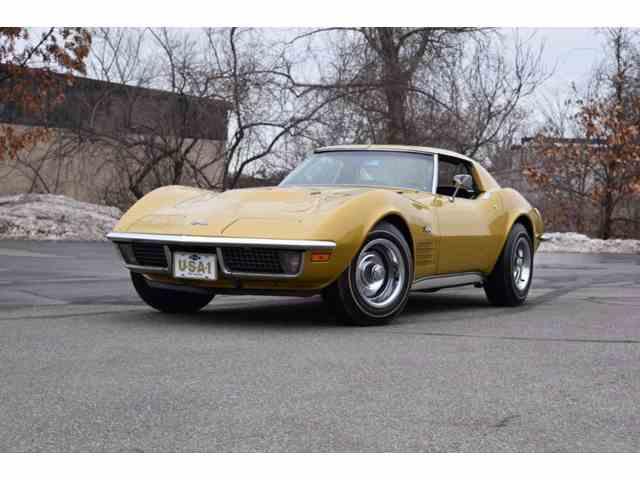 1971 Chevrolet Corvette | 1002941