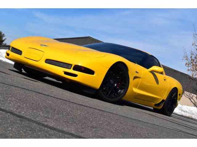 2003 Chevrolet Corvette | 1002948