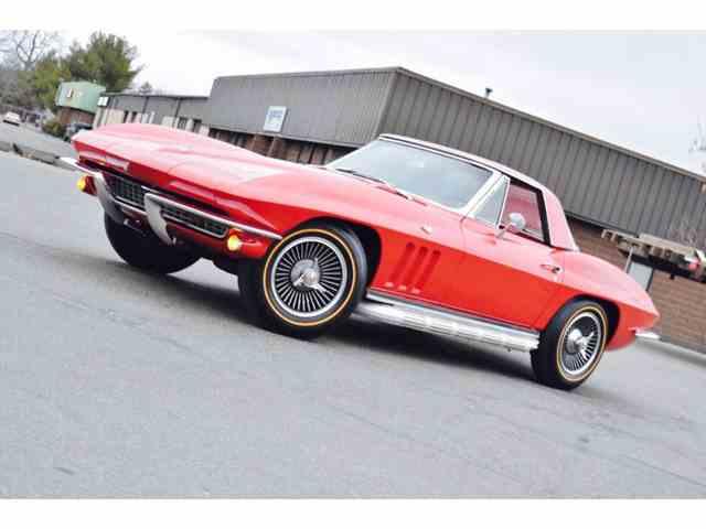 1966 Chevrolet Corvette | 1002949