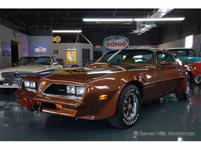 1978 Pontiac Firebird Trans Am | 1002954
