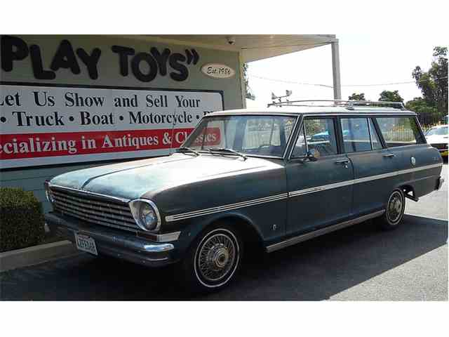 1963 Chevrolet Nova II | 1000297