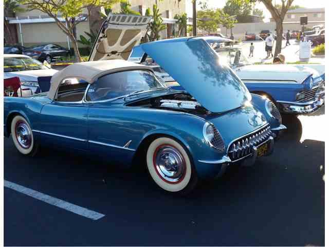 1954 Chevrolet Corvette | 1002971