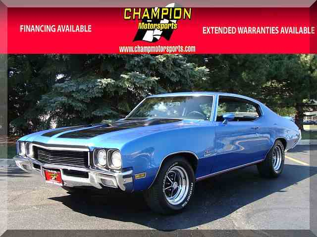 1972 Buick Skylark GS Recreation | 1002975