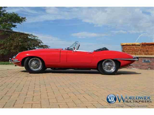1963 Jaguar E Type Series I   1002978