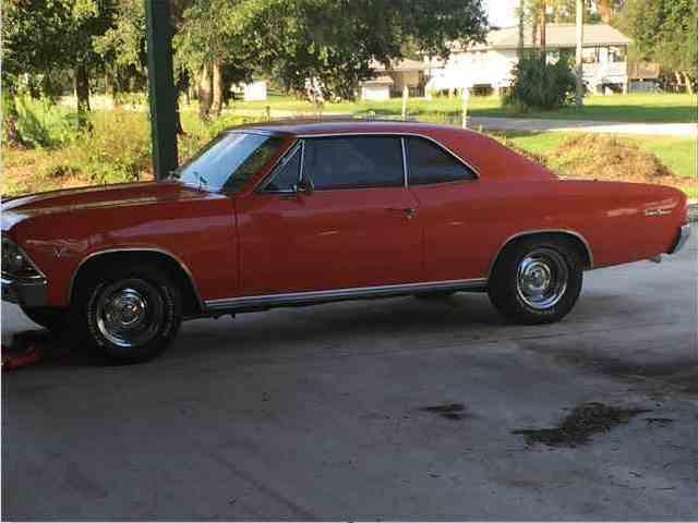 1966 Chevrolet Chevelle SS   1000298