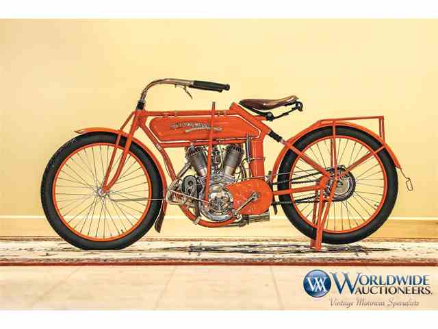 1913 Flying Merkel V-Twin | 1002986