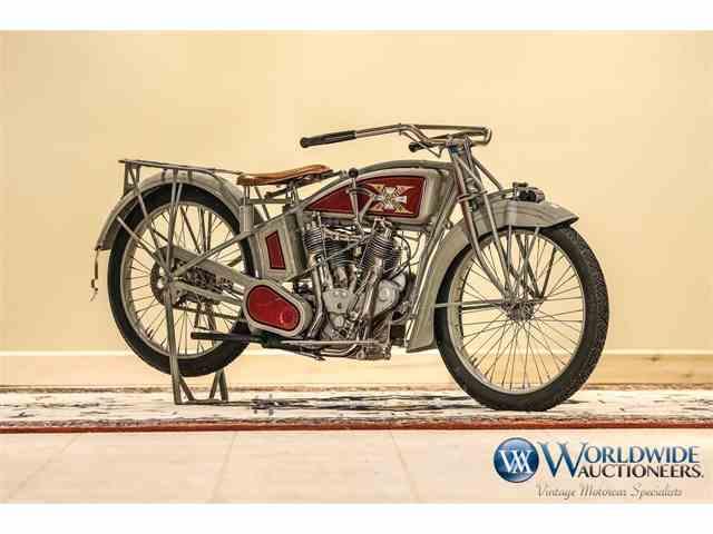 1916 Excelsior Model 16-3 | 1002987