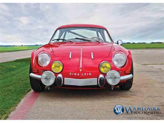 1974 Renault Alpine 'DinAlpin' A110 | 1002992