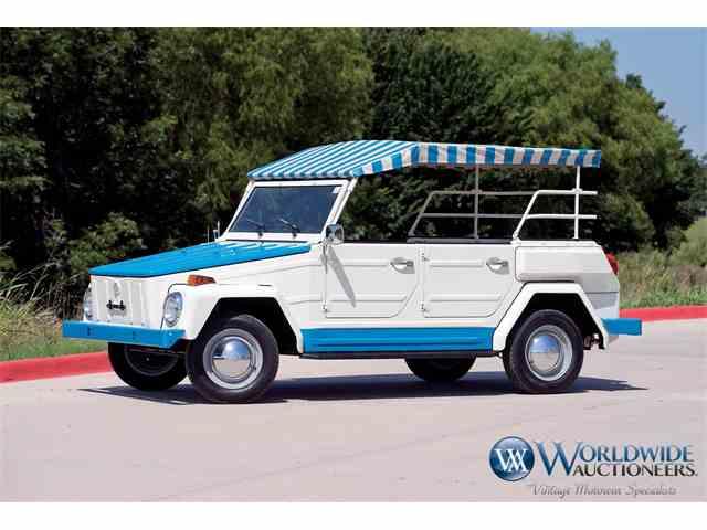 1974 Volkswagen Thing | 1002993