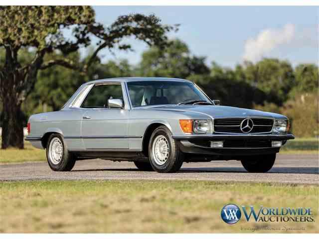 1980 Mercedes-Benz 450 SLC 5.0 | 1002995